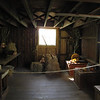 upper floor of the barn; we weren't allowed into the lower ground floor of the barn. There were no horses on the property; as near as I could tell, the main space of the barn was now being used as equipment storage.