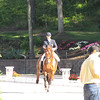 Pierre St. Jacques, 47 from Anthony FL riding his own 17 yr old Danish Warmblood gelding Lucky Tiger.  They finished 11 out of 12 overall.