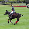 members of each team were individually acknowledged by the announcer.  The NYC Polo (who was hosting this tournament) Red Tigers team - #1 position - John Humphreys. Rated B