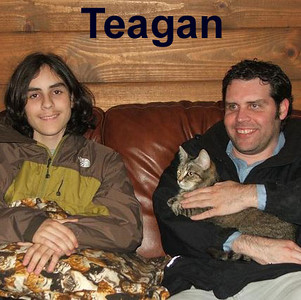 Teagan adopted out of his foster home on 6/8/07.