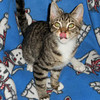 Gregory was adopted from the Cat House and Adoption Center on Sunday, October 12, 2008. Gregory will do best with a family that enjoys lots of feline interaction.
