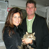 Cat was adopted from the Cat House and Adoption Center on Tuesday, January 13, 2009.