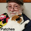 Patches was adopted from the Cat House on Saturday, January 19, 2019.