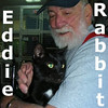 Eddie Rabbit was adopted from the Cat House and Adoption Center on Thursday, August 27, 2009.