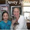 Davey Jones (GMR #22) was adopted from the Cat House and Adoption Center during the Adoption Event Tuesday evening, April 6, 2010.