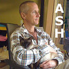 Ash was adopted from the Cat House and Adoption Center on Saturday, May 1, 2010.<br /> <br /> Ash<br /> <br /> Handsome and humble. <br /> <br /> Ash is a good-natured and well-behaved boy that enjoys being in the company of his felines, but doesn't miss a chance to be comforted by his foster family.