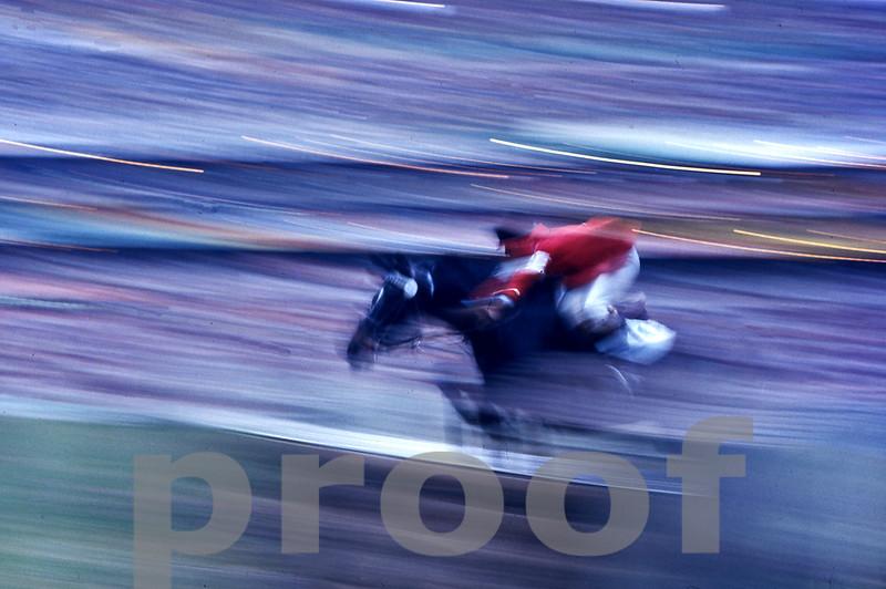 Stadium Horse Jumping, Montreal, Canada