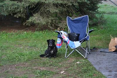 Mitch Camping