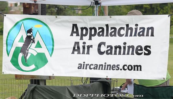 Appalachian Air Canines-Lucys Luau