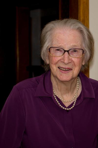 Aunt Mabel<br /> Birder