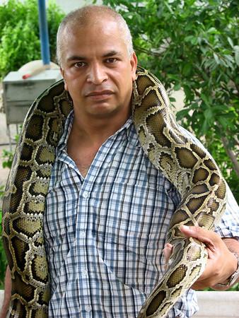 Bangkok -- Snake Farm