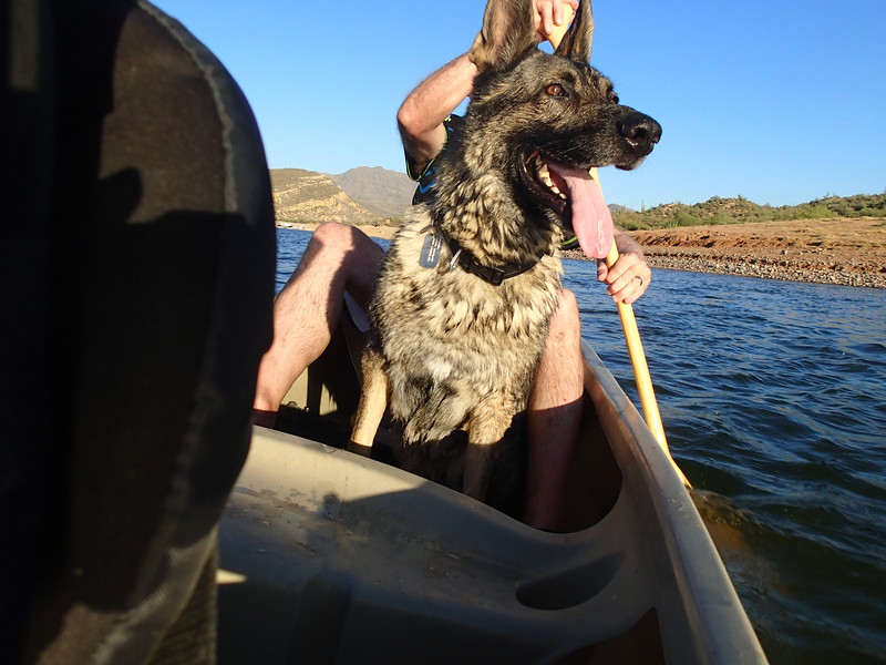 Canoeing July 15, 2016