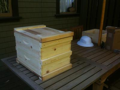 Bee Keepah!