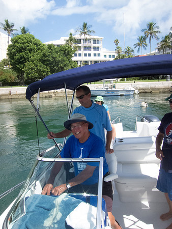 Bermuda Reef Watch Aug 2013