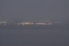 Bridge in morning fog
