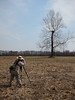 Viewing/ photographing Great Horned Owl nest<br /> Occoquan Bay National Wildlife Refuge<br /> 3/21/10