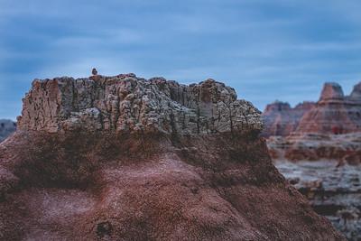 Sunrise | Badlands National Park | South Dakota
