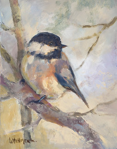 Winter Wonder (Chickadee)