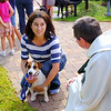 Blessing of the Animals 2013