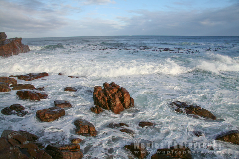 Rocks and Surf