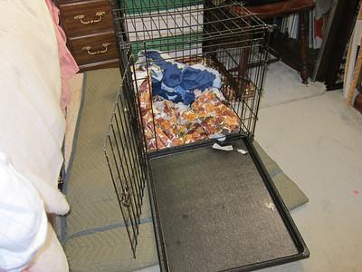 Bronco's Cage