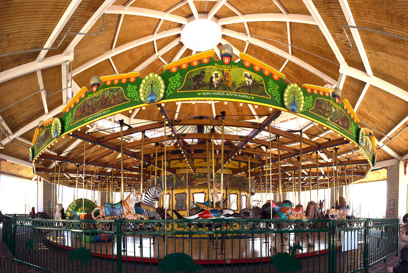 Brookfield Zoo Carousel