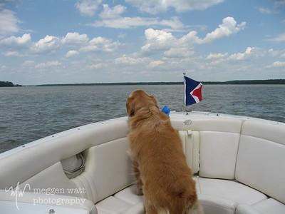2008, on the Potomac