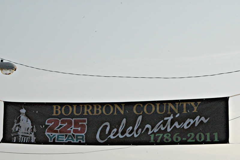 Paris, Kentucky. ..I wonder why the County was named BOURBON?<br /> I sold construction equip. in Kentucky in 1979. Traveled to Paris from time to time. The City proper hasn't changed. Great memories for me. I met some very nice business men in those days. Wonder if that has changed?