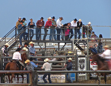 Rodeo, Gillette, Wy.