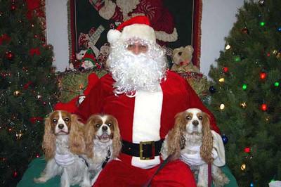 Christmas 2007 - Oakhurst Feed Xmas Pics