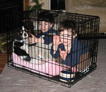 Babysitting Machine -- Charlie, Kedrick, Victor