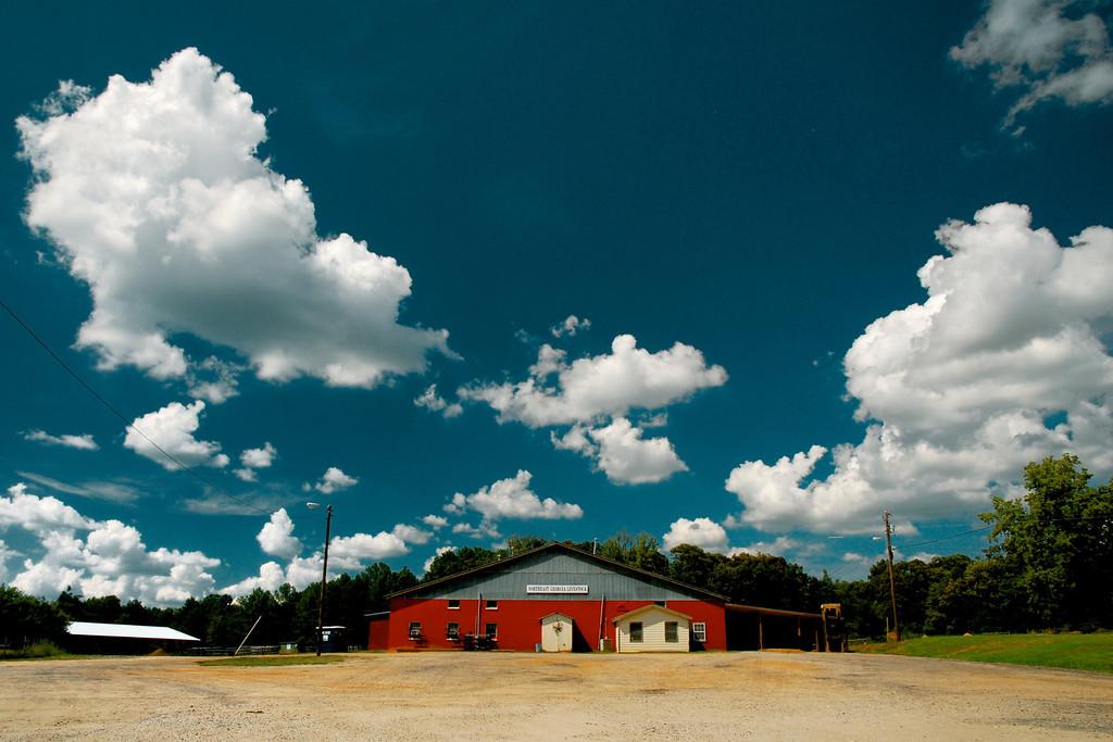 Athens, GA (Clarke County) July 2011
