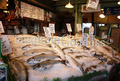 Pike Place Fish Market.