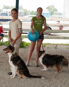 4H Dog show