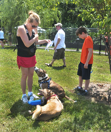 Grand Opening of the Conshohocken Dog Park