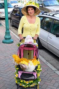 Easter Bonnet Dog Parade 2008 -- Delray Beach, FL
