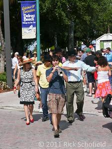 Easter Bonnet Dog Parade 2011 -- Delray Beach, FL