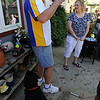 """Ebony the Rottweiler and current owners, Dave and Diane Willson, have taken a complicated journey to end up together.<br /> For more photos and a video of Ebony, go to  <a href=""""http://www.dailycamera.com"""">http://www.dailycamera.com</a>.<br /> Cliff Grassmick / June 15, 2011"""