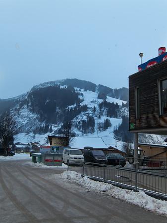 Elias in Alps - Rauris 2015-02