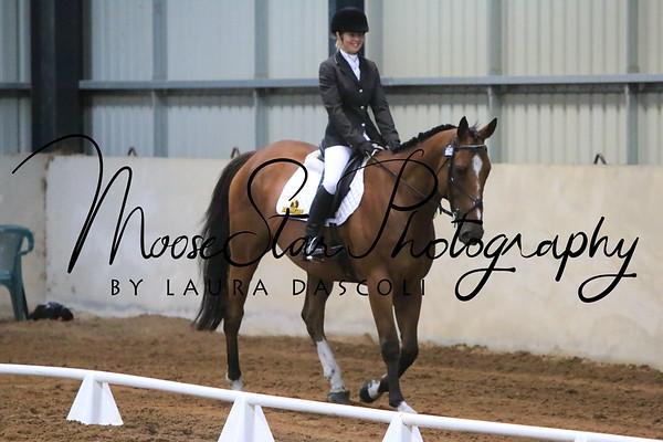 Christine Maxwell Tonimbuk Horse Trials 2015