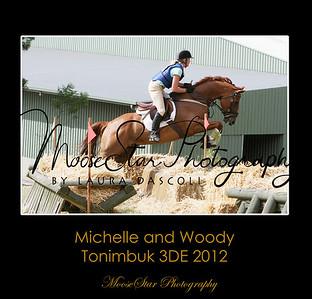 Tonimbuk Horse Trials 2012