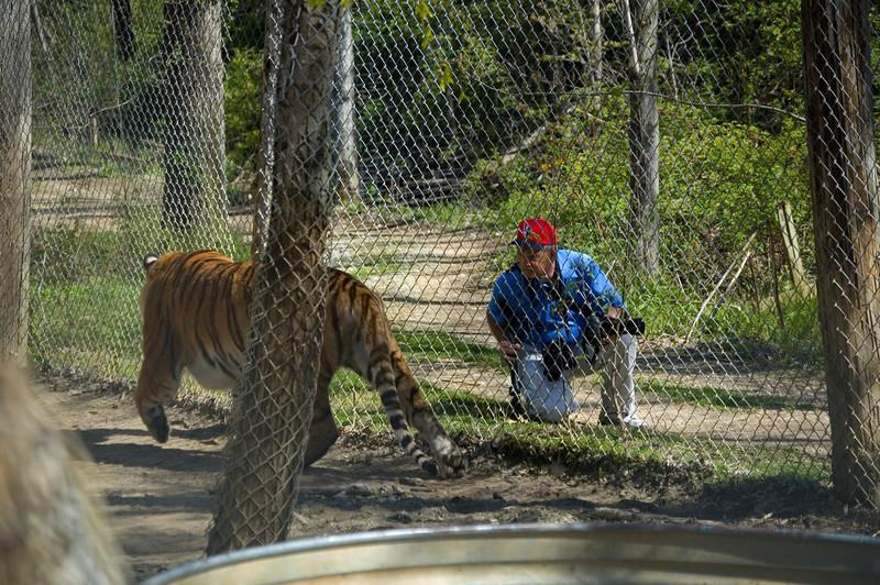 Exotic Feline Rescue Center April 21 2007