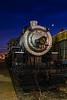 Locomotive 555 in Ambient Light