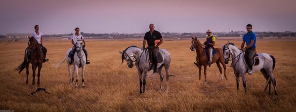 Jordanian Cowboys!!