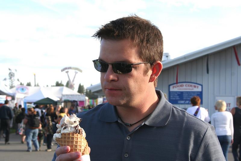 Mmmm Ice cream