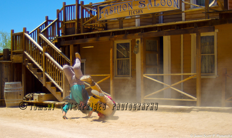 Action! at Old Tucson Studios