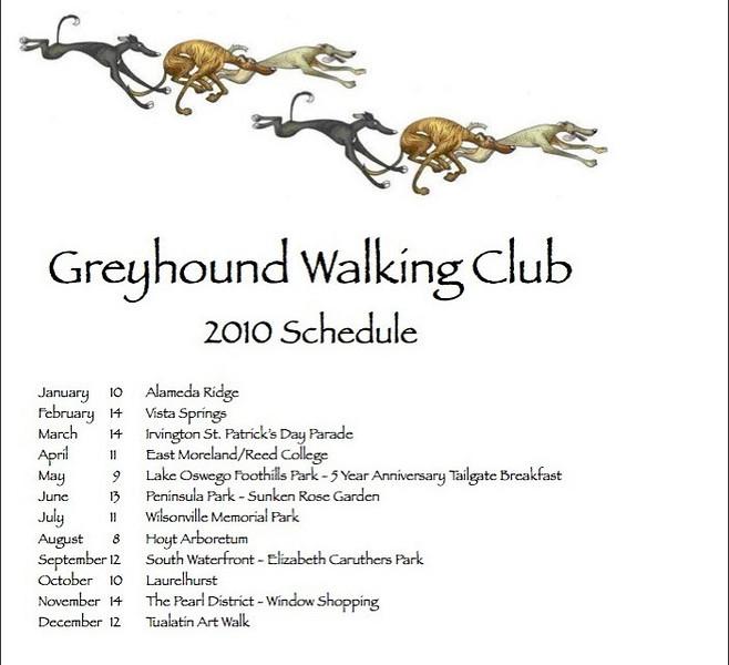 GWC 2010 Calendar
