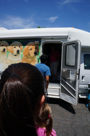 Puppy Truck June 2016