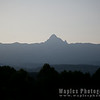 Mount Kenya in the Morning Mist