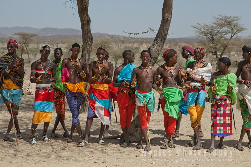 Samburu Male Youth